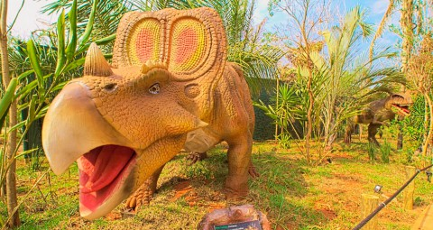 Ingressos Vale dos Dinossauros | Olímpia SP