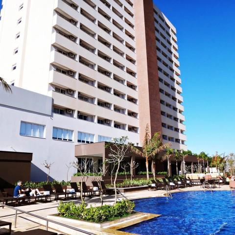 Imagem representativa: Hospedagem e Pacotes Celebration Resort Olímpia  | RESERVAR AGORA