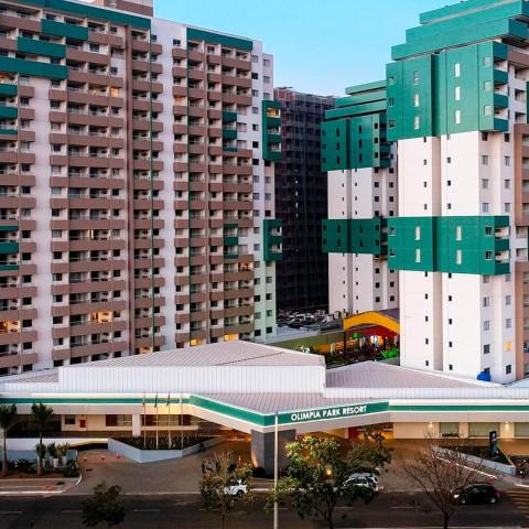 Imagem representativa: Hospedagem e Pacotes  Enjoy Olímpa Park Resort | RESERVAR AGORA