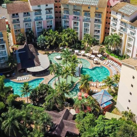 Imagem representativa: Hospedagem e Pacotes Thermas Olímpia Resort  | RESERVAR AGORA