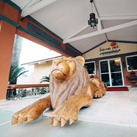 Imagem representativa: Hospedagem e Pacotes Thermas Park Resort & Spa  | RESERVAR AGORA