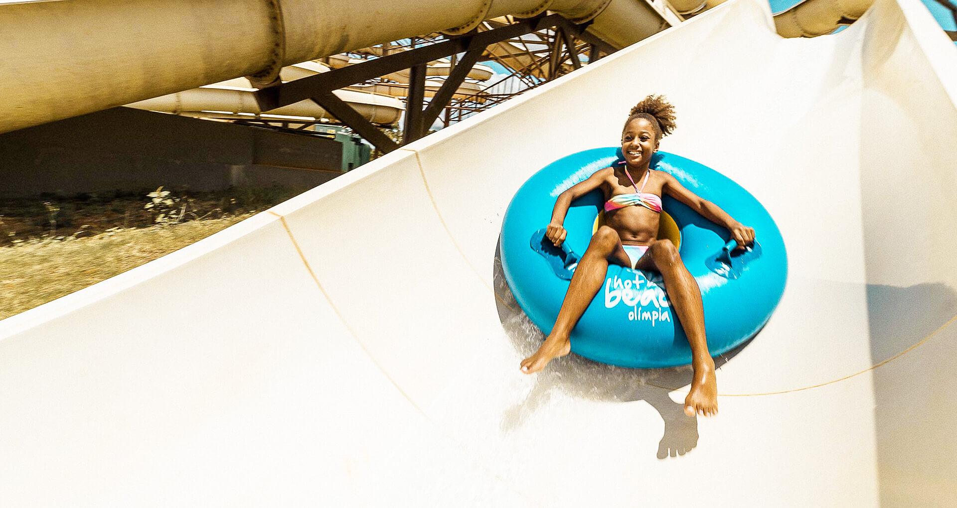 Ingresso Hot Beach   Olímpia SP